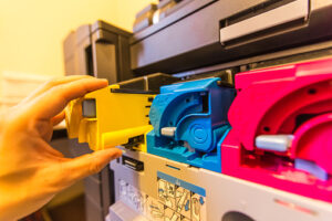 Office Multifunction Printer ink and cartridge